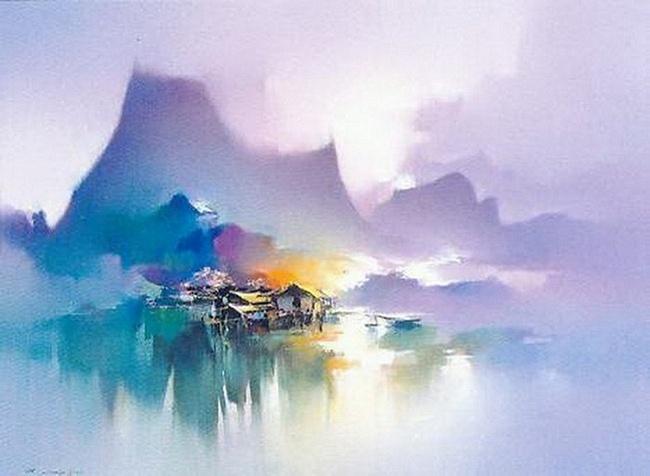 Phong cảnh & Hội Họa 650_476