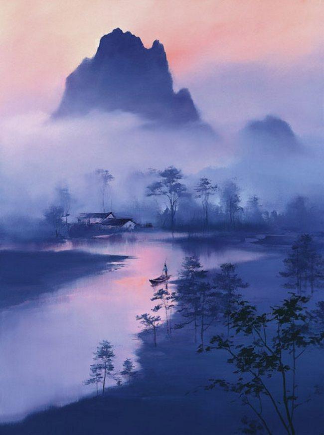 Phong cảnh & Hội Họa 650_870
