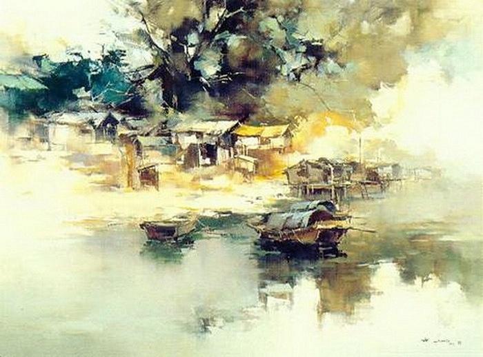 Phong cảnh & Hội Họa 700_518