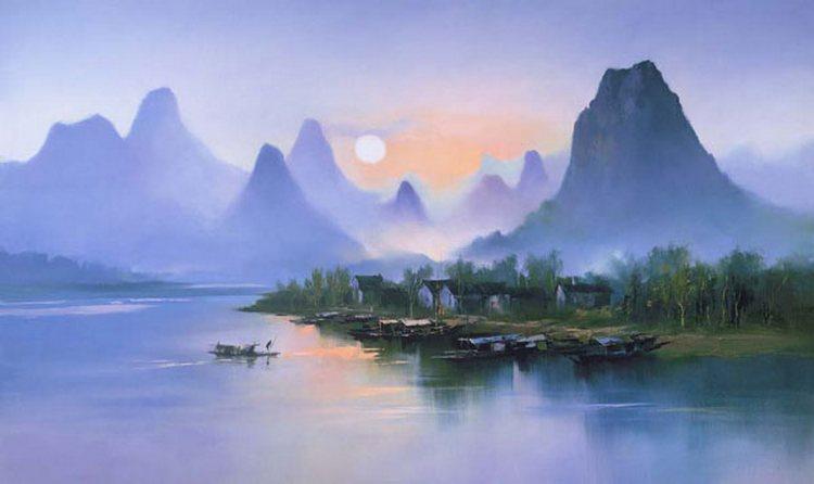 Phong cảnh & Hội Họa 750_446