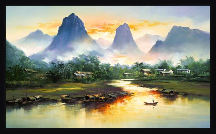 Phong cảnh & Hội Họa 800_480
