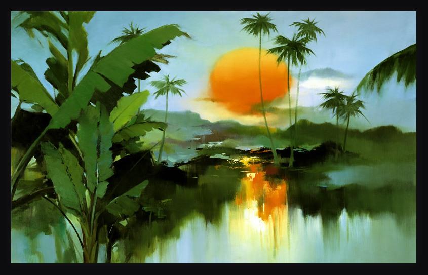 Phong cảnh & Hội Họa 800_495