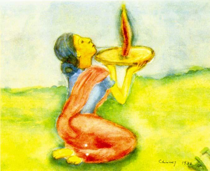 Виды йоги Ustremlenye