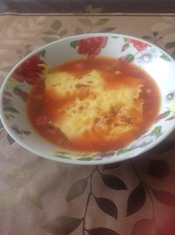 Быстрый томатный супчик с сыром IMG_0732_500