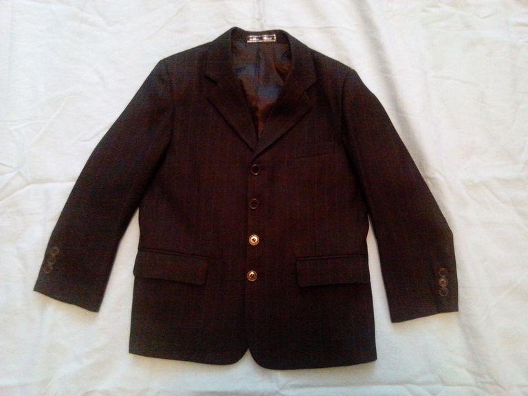 Школьный костюм 3-ка на первоклассника (б/у) IMG_20150822_140235_1_