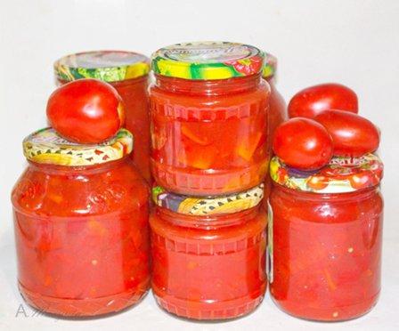 Лечо, соусы, салаты - Страница 5 IMG_9813_500