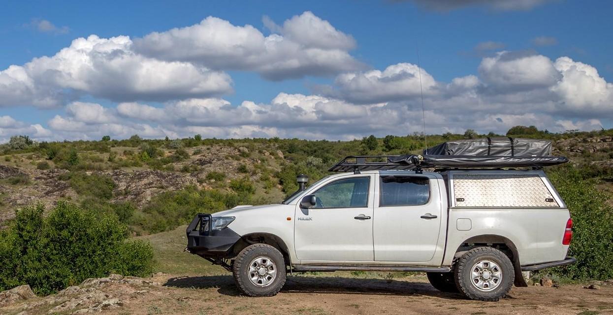 Продам Toyota Hilux Off-Road Camper Hilux
