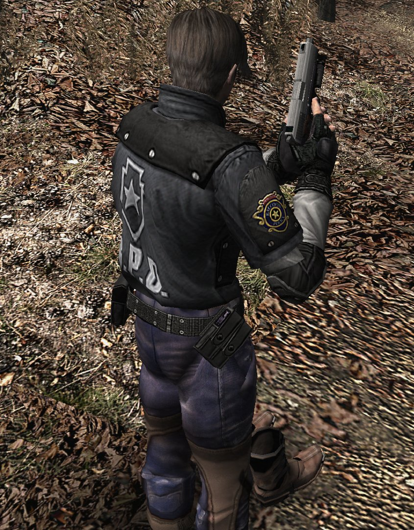 Моддинг Resident Evil 4 - Страница 3 Bezy11miannyi