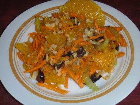 Пикантный морковный салат с апельсином P1020753_500