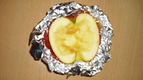 Яблоки и груши с творожным суфле CIMG2174_500