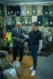 Army Shop, MMOC najvećem prodajnom salonu u Srbiji GGGjF