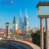 Kombi prevoz putnika Beograd-Zagreb-Beograd K3e3m
