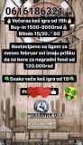 Promovisemo aplikaciju za online igranje pokera... MMBa6