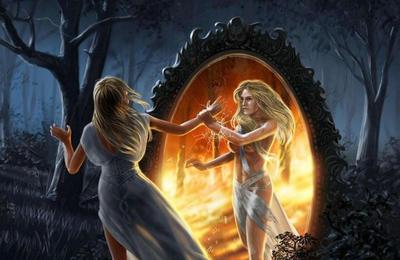 Ритуал создания магического зеркала Jo