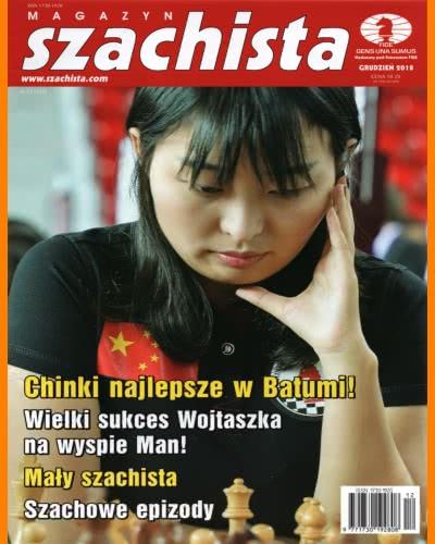 CHESS PERIODICALS :: Magazyn SZACHISTA (Polish Chess Monthly Magazine) Ms-2018-12