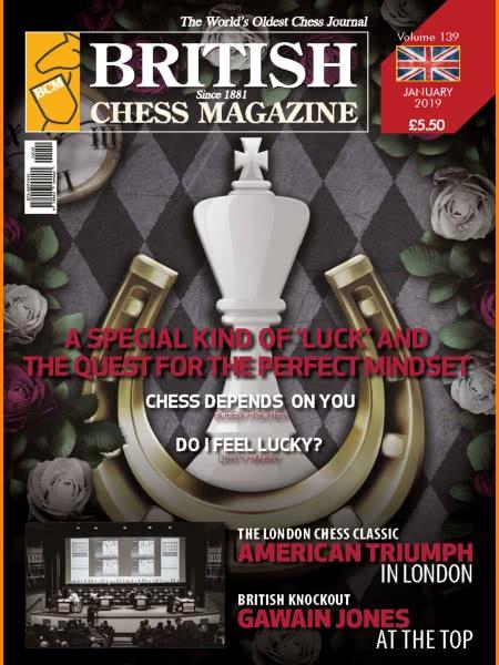 CHESS PERIODICALS :: British Chess Magazine Bcm-2019-01