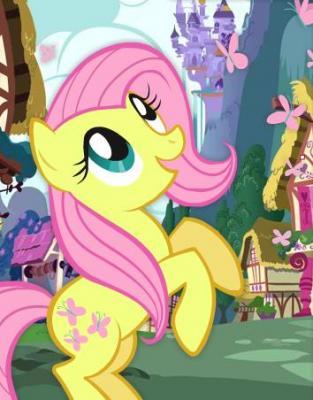Quiz my little pony Fluttershy.PNG
