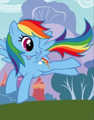Quiz my little pony Rainbowdash.PNG