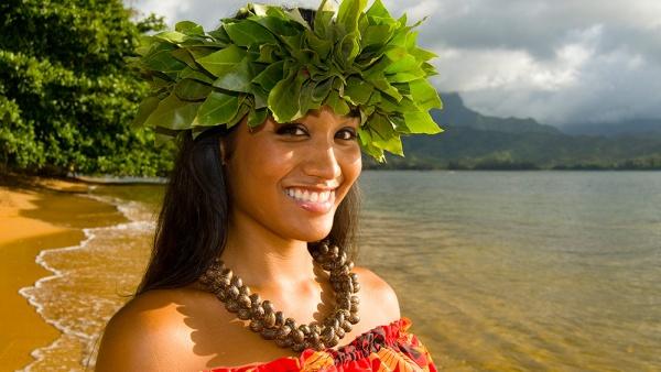Гавайские праздники. Гавайская вечеринка. Гавайская магия. Гаваи ( кухня, танцы, мода ). 512e16fb8946d