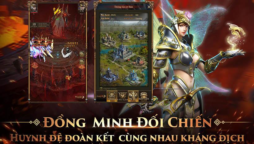 MU Thiên Sứ - 20h 17/4/2021 - Khai mở s7 Bọ Cạp - Free 100.000 Kim Cương + VIP 6 Game-f17