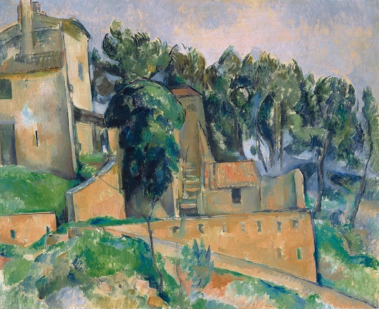 Casa de Bellevue-Cézanne La_mai10