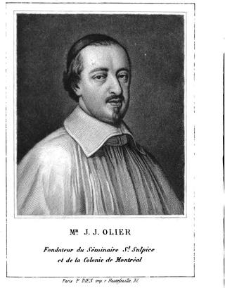 Abrégé de la vie de M. Olier. M_olie11