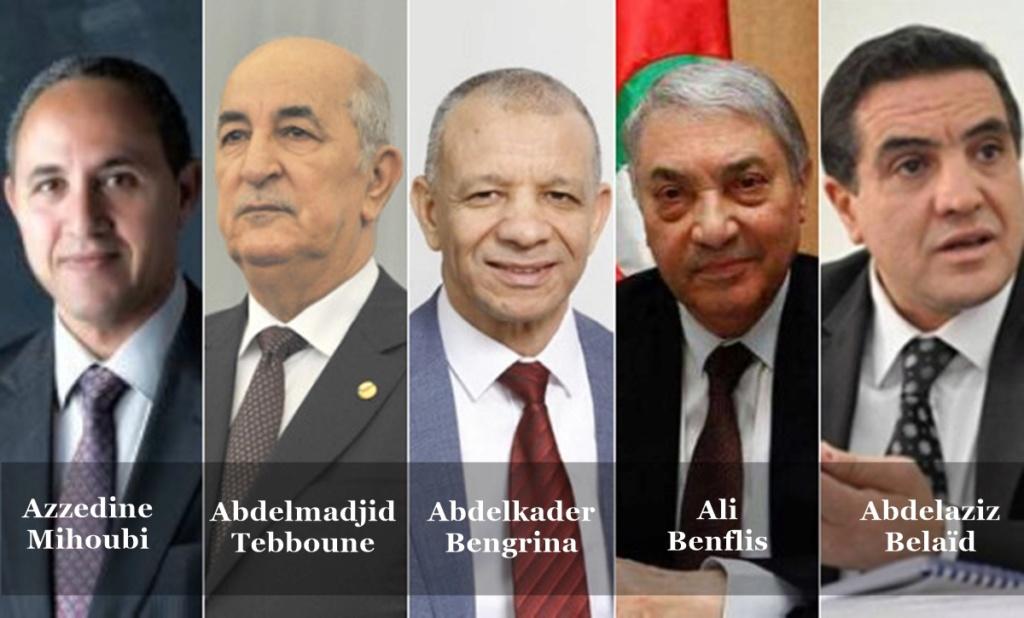 12 de diciembre de 2019: Seguimiento de las elecciones en Argelia 61e63f10