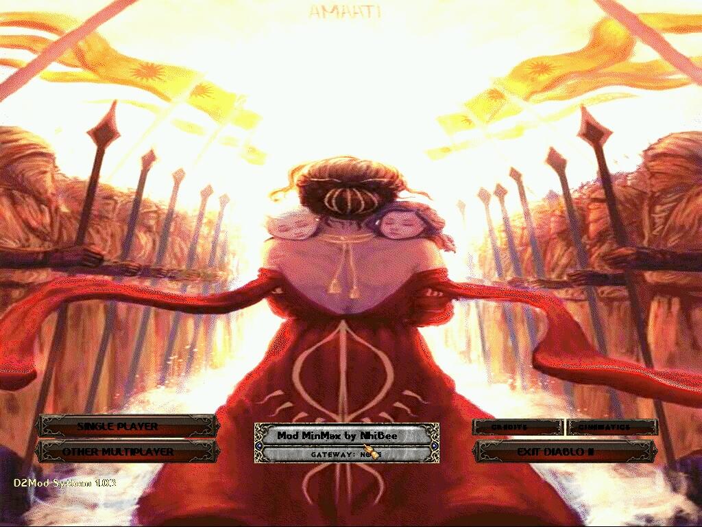 Trở lại tuổi thơ với phiên bản Diablo 2 mới do Team VietNam làm  Screen10