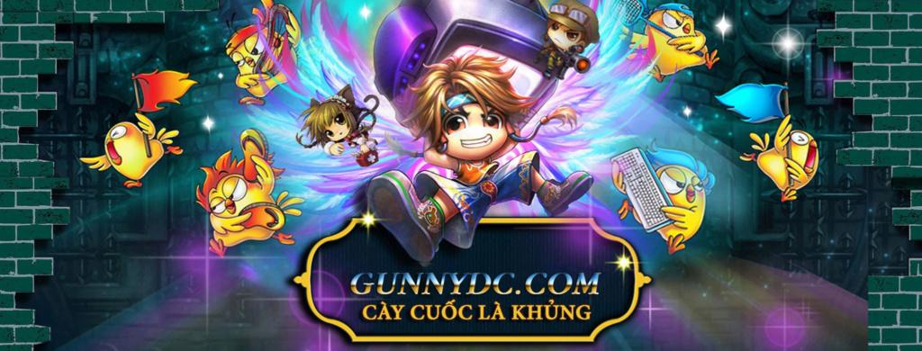 GunnyPrivate GunnyDC Khai Mở Sever Gà Hắc Ám Siêu Phẩm Mới vào 18:00 ngày 06/10/2020 Gunnyd11