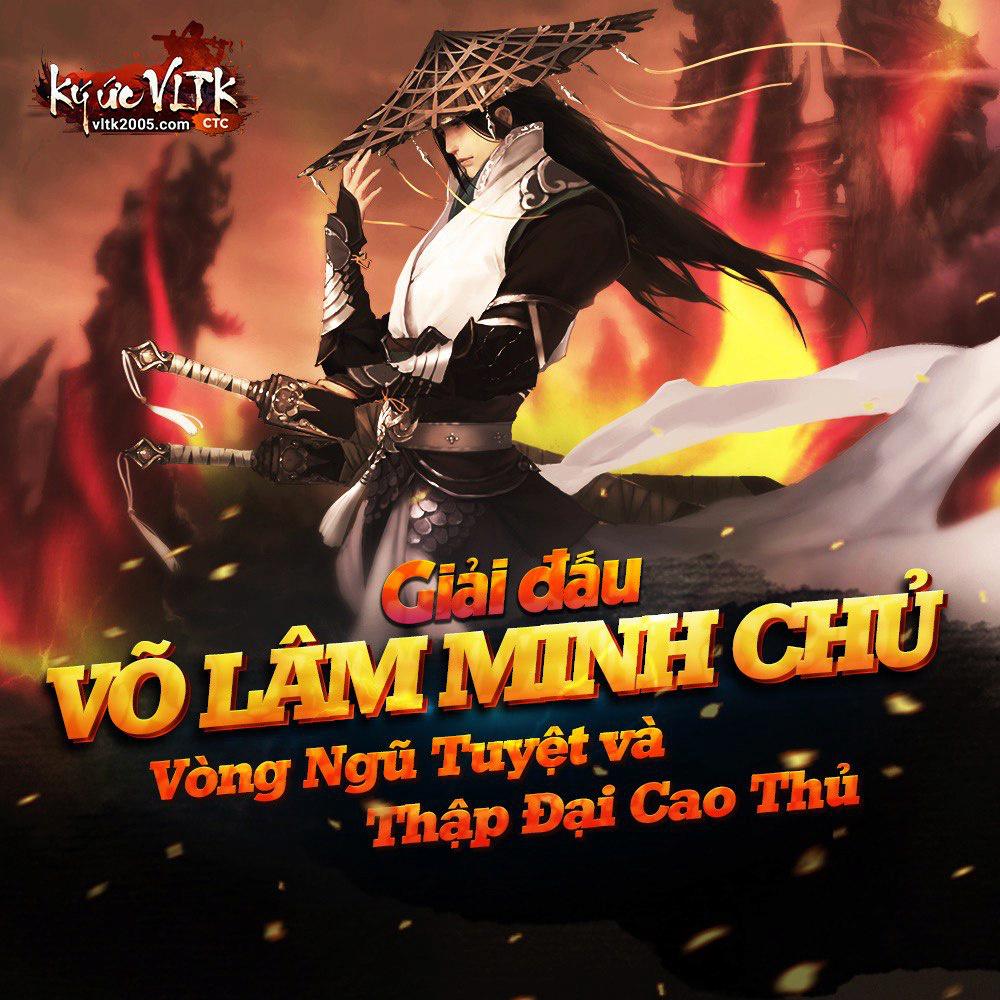 [VLTK2005.COM] Ký Ức VLTK CTC - Khai Mở Máy Chủ Hoa Sơn - 19H 14.01.2019 - Chuẩn CTC 1010