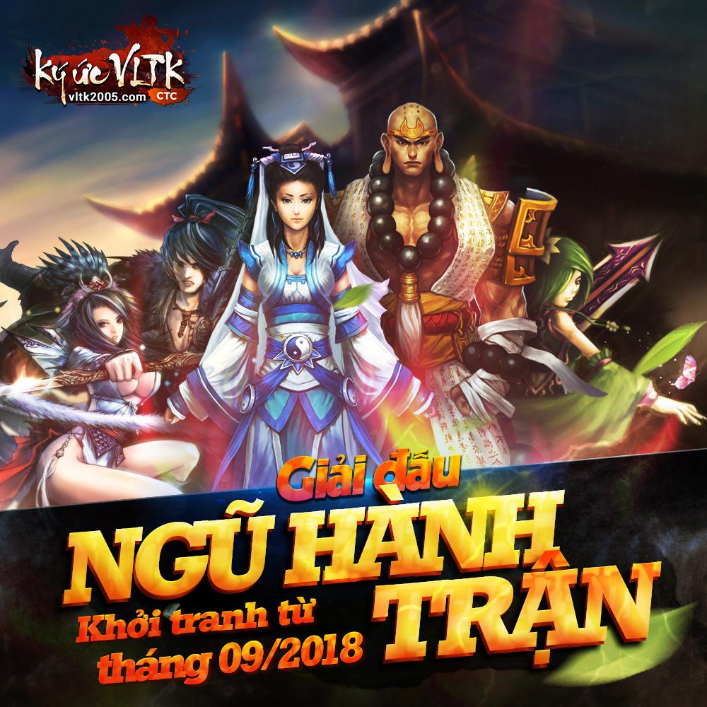 [VLTK2005.COM] Ký Ức VLTK CTC - Khai Mở Máy Chủ Hoa Sơn - 19H 14.01.2019 - Chuẩn CTC 910