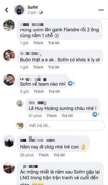 """LMHT: Tương lai """"Thần rừng Việt Nam"""" SofM sẽ như thế nào sau khi rời LNG Esports, ? Lmht-210"""