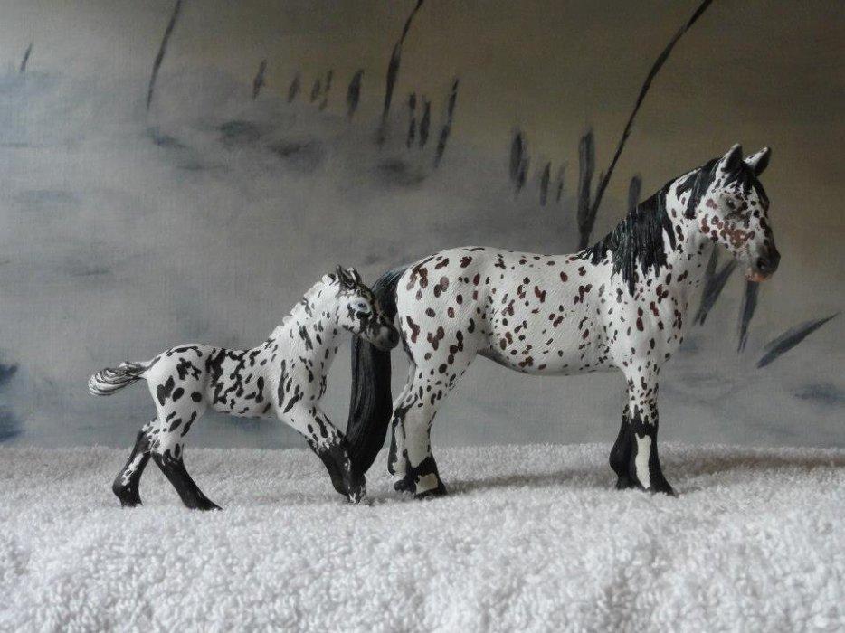 Schleichs en Vrac! (et autres chevaux à l'échelle) 3133513062_2_18_raubdqoY
