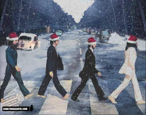 Joyeux Noel Bloke