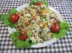 boulgour aux légumes et crustacés, frais.photos. Boulgour_aux_legumes_et_crustaces_frais_010