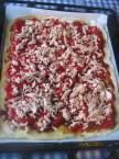 Pizza aux poivrons, thon, anchois et gruyère râpé Pizza_aux_poivrons_thon_anchois_gruyere_rape_007