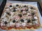 pizza aux saucisses de Toulouse et champignons Pizza_aux_saucisses_de_toulouse_et_champignons_020