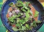 Boulettes de viande au trio de poivrons. + photos. Boulettes_de_viande_au_trio_de_poivrons_012
