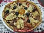 Tarte salée. tomates. oignons. anchois.photos. Tarte_sale_tomates_oignons_anchois_001