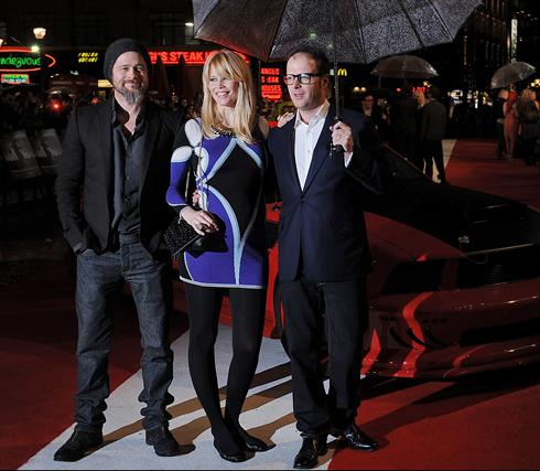 ¿Cuánto mide Claudia Schiffer? - Real height Bradpittx-large