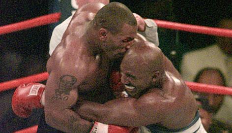 """Mike Tyson, combates de boxeo...""""El Terror del Garden"""" Boxing-topper"""