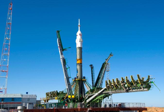 Pourquoi y a t il formation de glace au lancement d'une fusée? E5