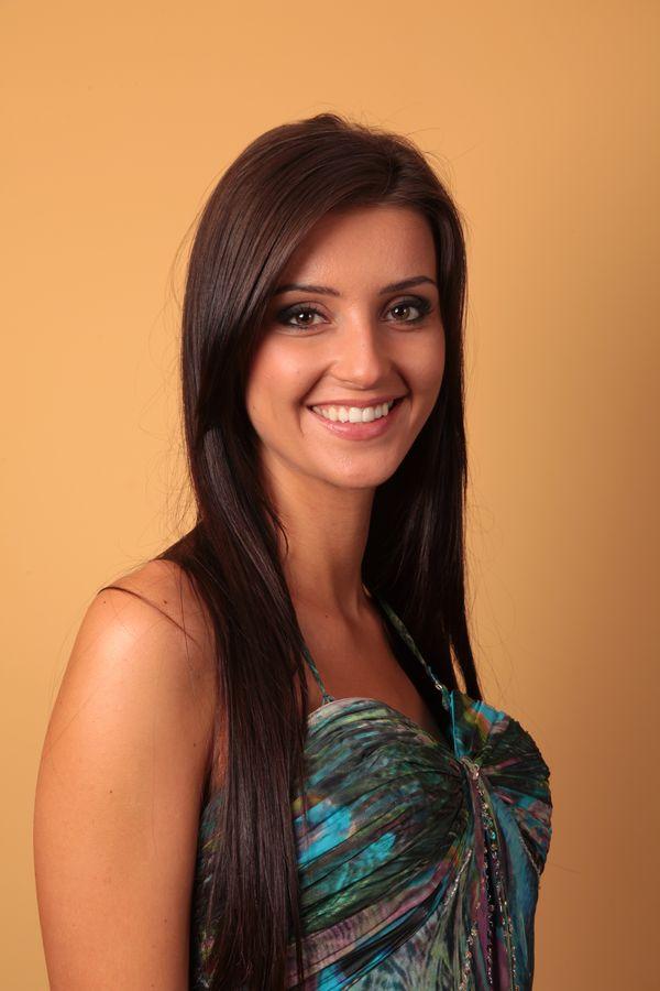 Road to Miss Polonia 2011 (POLAND UNIVERSE 2012) - Press Conference (9.12 - final night) Dominika_Kubacka
