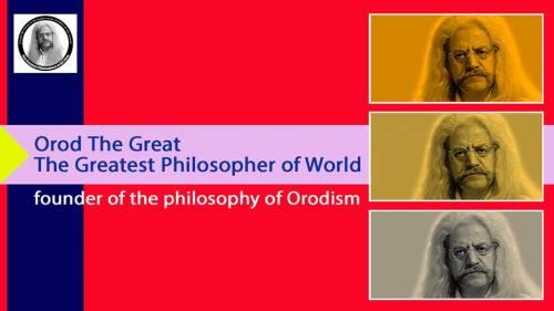 کسانی که پیوسته از دشمن خویش یاد می کنند، نادانسته، او را بزرگ و بزرگتر می کنند. فیلسوف حکیم اُرُد بزرگ خراسانی KOZLOm