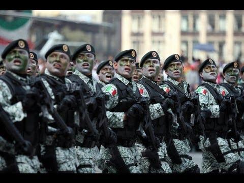 Modernización en ramas terrestres, áreas  y navales, ¿dónde queda la infantería?  0