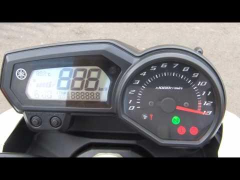 Yamaha Fazer 250 2011 0