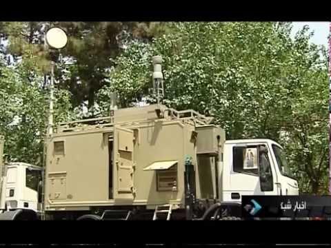 إيران تكشف عن منظومة متطورة للدفاع الجوي في استعراض عسكري ضخم  0