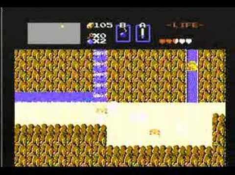 The legend of  Zelda ( Nes ) 0
