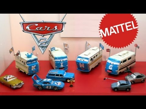 [Cars 1] Convoy Brothers 0