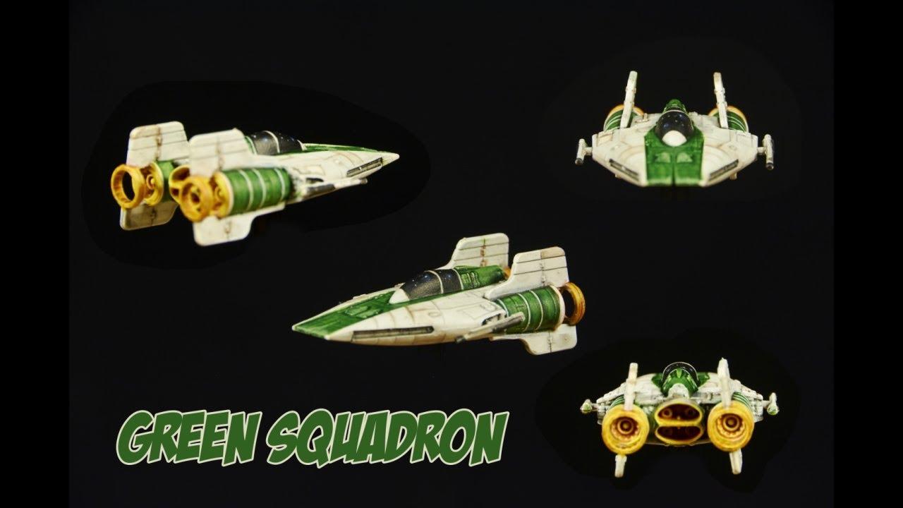 Hilfe bei der A Wing Grün Staffel Maxresdefault